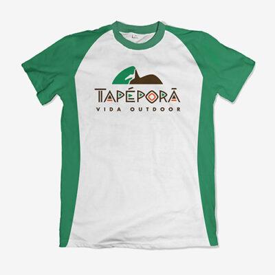 Camisa Tapéporã Manga Curta